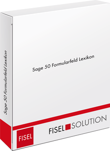 Sage 50 Formularfeld Lexikon